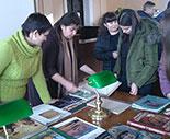 наукова бібліотека ЧНУ