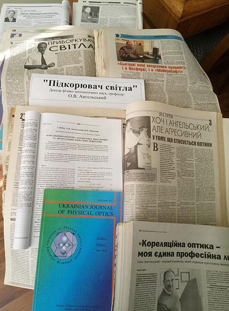 цикл виставок до Всеукраїнського фестивалю науки в НБ ЧНУ