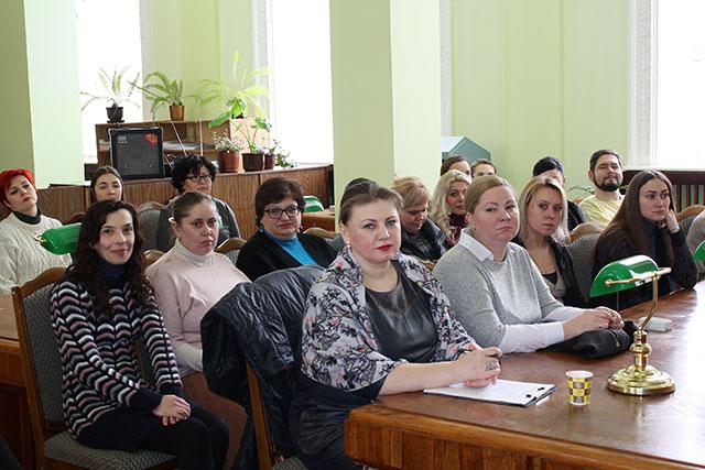 """науково-практичний семінар за міжнародною участю: """"Науковий об'єкт, що становить національне надбання України: стан, використання, зберігання, перспективи"""""""