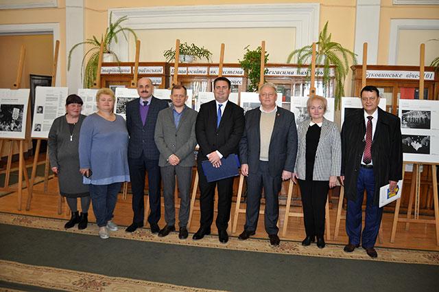 Тематичні фотовиставки Генерального консульства республіки Чехія в науковій бібліотеці ЧНУ