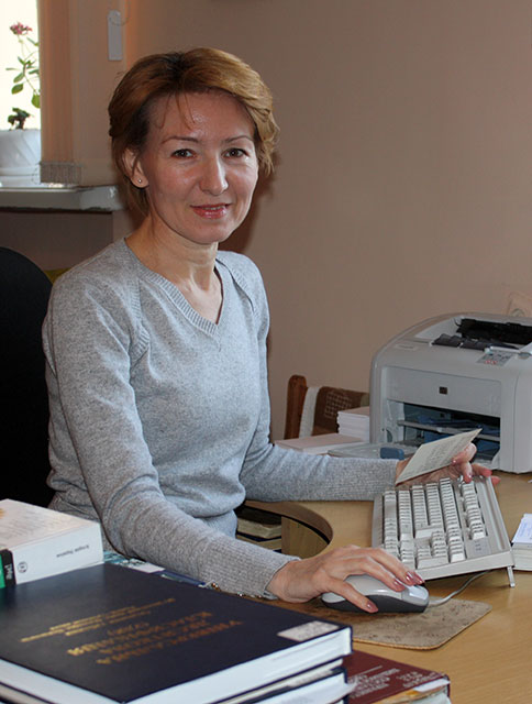 Наталія Ернстівна Югансон