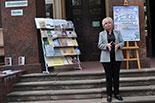"""Книжкова виставка """"Наукові надбання Тамари Марусик"""""""