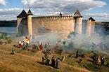 Битва за центральну Європу – 400 років Хотинській битві